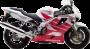 Honda CBR 600 F 99-00