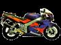 Kawasaki ZXR 750 93-95