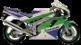 Kawasaki ZXR 750 91-92