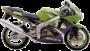 Kawasaki ZX6-R 98-99