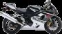 Suzuki GSX R 600/750 96-99