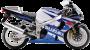 Suzuki GSX R 600/750/1000 de 00