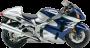 Suzuki GSX R 1300 Hayabusa 99-07