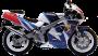 Suzuki RG 125 de 96