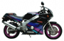 Yamaha FZR 600 93-99