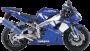 Yamaha R1 00-01