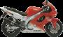 Yamaha YZF 600 de 96