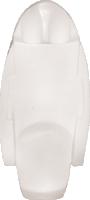 Cava de Roda c/ Suporte Para 2 Faróis - HO-H016