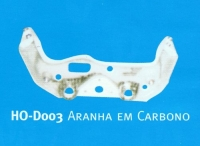 Aranha em Carbono - HO-D003