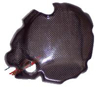 Tampa do Motor Direita Carbono - SU-M001