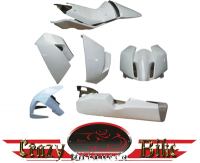 Kit de Corrida RC8R - KT-KITRC8