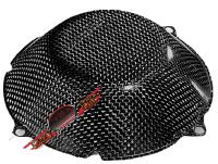Tampa do Motor Direita Carbono - DU-B006